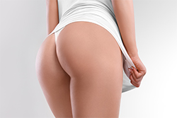 Before And After Images - Buttocks Augmentation