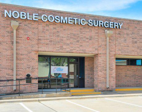Front View of Noble Cosmetic Surgery