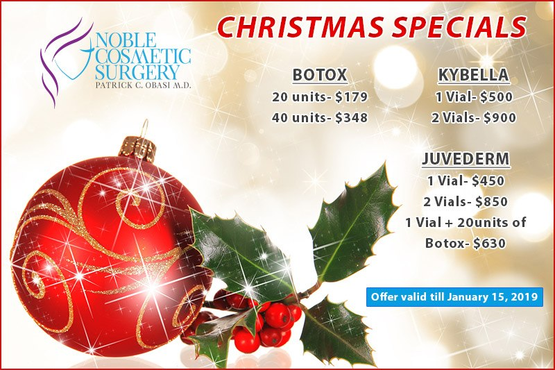 Christmas Special Offers 2018