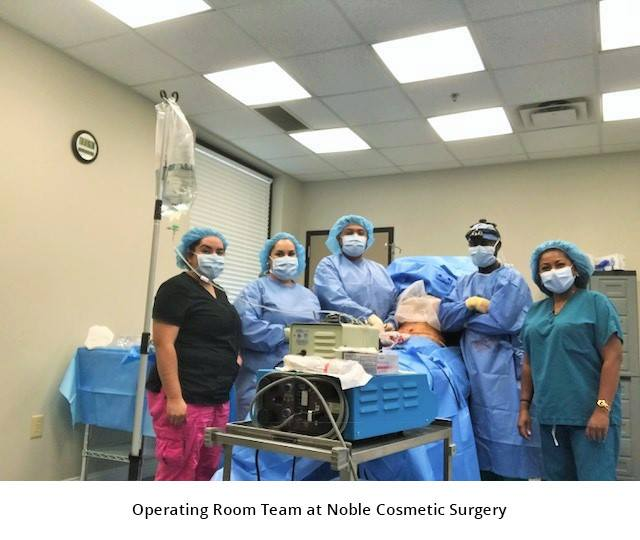 Operating Room Team