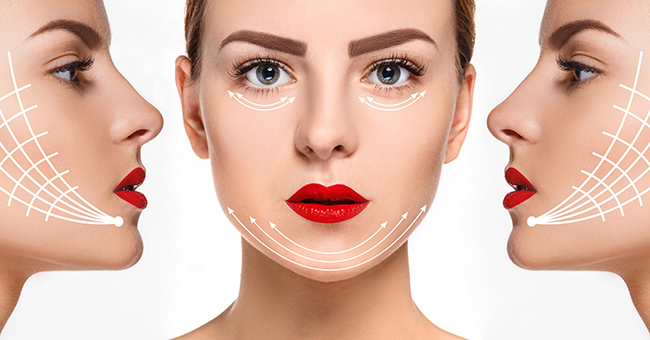 Thread lift anti-aging treatment in Plano TX